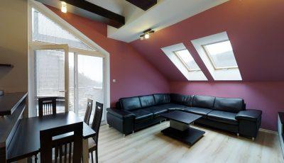 3 izbový byt v Prešove – Pustá dolina 3D Model