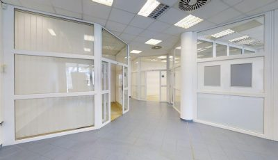 Obchodné a kancelárske priestory na prenájom v centre BA 3D Model