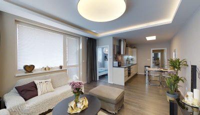 Krásny 3 izbový byt s parkovaním v Ružinove 3D Model