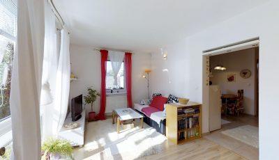 Rodinný dom s dvoma bytovými jednotkami v Bratislave 3D Model