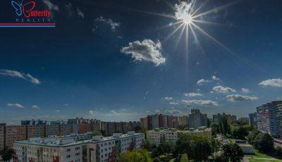 Garzónka na Rovniakovej ul. v Petržalke