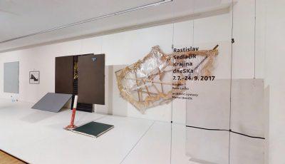 Rastislav Sedlačík – Krajina dneSKa 3D Model