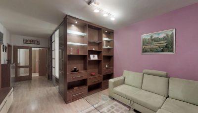 Dva a pol izbový byt na Majerníkovej ulici v Bratislave 3D Model