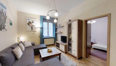 3 izbový byt na Legionárskej ul. v Bratislave 3D Model
