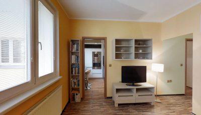 Jednoizbový byt na predaj v Dúbravke 3D Model