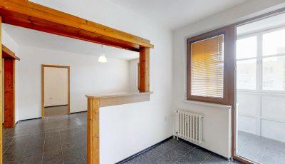 4 izbový byt s pekným výhľadom 3D Model