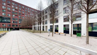 Moderný dvojizbový byt v komplexe Viktória 3D Model
