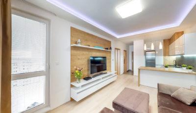 Dvojizbový byt | Novostavba PERLA RUŽINOVA