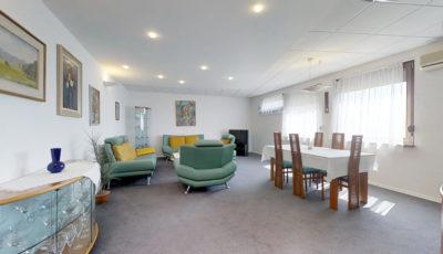 Veľkometrážny štvorizbový byt na predaj na Dlhých Dieloch
