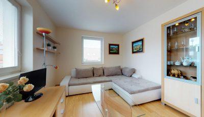 Predaj 2i bytu s lodžiou a parkovaním v Ružinove | Strojnícka ulica