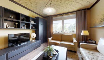 Na predaj 4 izbový byt v Bratislave-Petržalke 3D Model