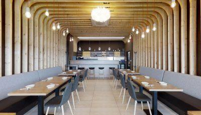 MIJAKO Restaurant & Wine 3D Model