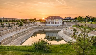 Chránené heslom: Exkluzívna nehnuteľnosť v Moste pri Bratislave 3D Model