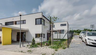 Novostavba 5 izbového domu na Šteberlovej ulici v Pezinku