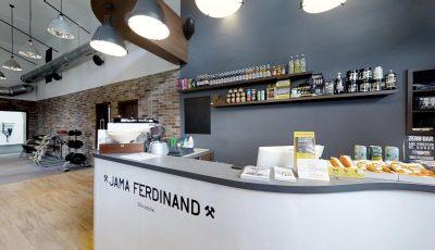 Jama Ferdinand – Sila zdola 3D Model