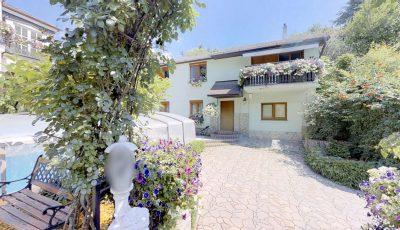 Na predaj 5 izbový rodinný dom s bazénom v lukratívnej časti Bratislavy 3D Model