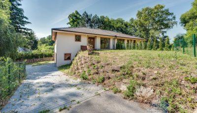 7 izbový dvojpodlažný dom a 4 izbový bungalov na predaj v nádhernom prostredí Modra – Harmónia 3D Model
