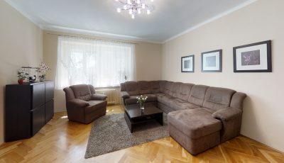 Priestranný, slnečný a krásne vzdušný dvojizbový byt v Rači 3D Model