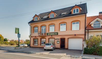 Polyfunkčný dom na bývanie aj podnikanie v Svätom Jure 3D Model