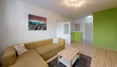 Dvojizbový byt na Októbrovej ulici | Partizánske 3D Model