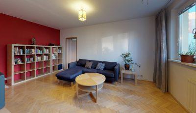 Dvojizbový byt na predaj | Exnárova – Ružinov 3D Model