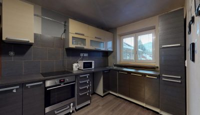 Trojizbový byt | Handlová 3D Model