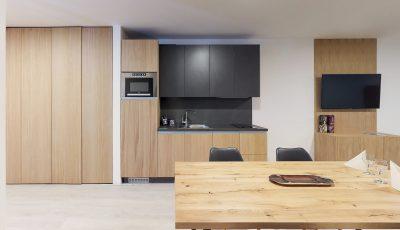 Vzorový apartmán Maladinovo