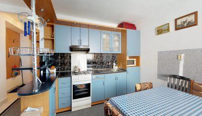 Dvojizbový byt po kompletnej rekonštrukcii | Nováky 3D Model