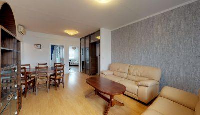 Štvorzbový byt na Planckovej ulici v Petržalke 3D Model