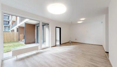 Štvorizbový byt v komplexe SLNEČNICE – MESTO 3D Model