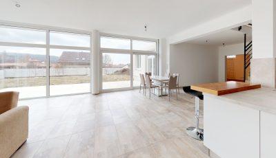 Novostavba rodinnej vily na úpätí Malých Karpát 3D Model