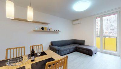Štvorizbový byt v novostavbe Central | Prievidza 3D Model
