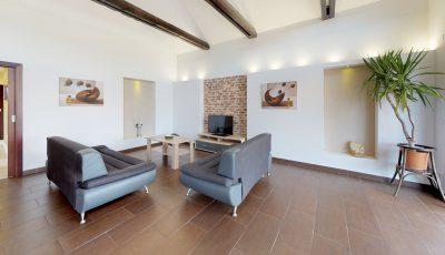 4 izbový bungalov v Novom Živote, časť Malý Máger 3D Model
