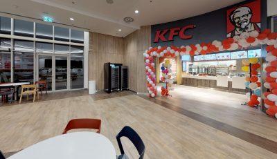 KFC   Aupark Bratislava 3D Model