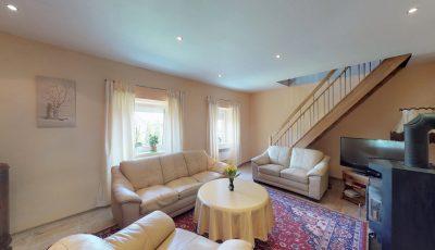 4-izbový rodinný dom v Handlovej 3D Model