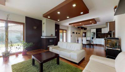Predaj rodinného domu v Šali 3D Model