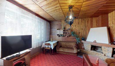Rodinný dom v blízkosti Belianskeho jazera v Banskej Štiavnici 3D Model