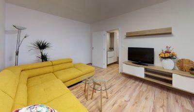 Dvoj a trojizbový byt v širšom centre Liptovského Mikuláša 3D Model