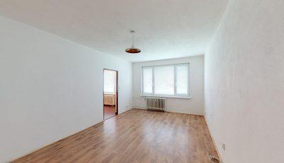 Dvojizbový zrekonštruovaný byt | Veľký Krtíš 3D Model