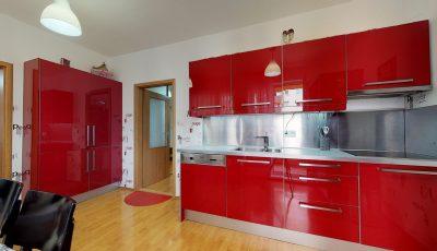 Jednoizbový byt na Vyšehradskej v Petržalke 3D Model