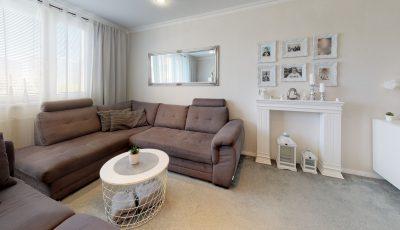 Trojizbový byt po rekonštrukcii | Petržalka 3D Model