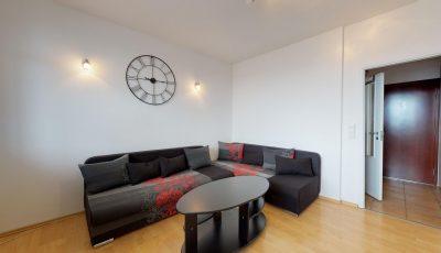 Dvojizbový byt na Námestí hraničiarov v Petržalke | PREDAJ