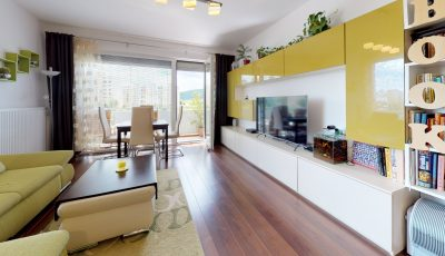 Trojizbový byt s terasou a balkónom v novostavbe | Pezinok