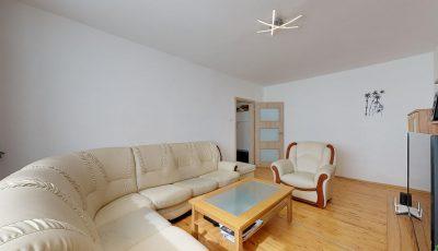 Dvojizbový byt | Námestie hraničiarov | Petržalka