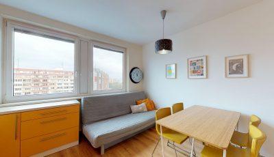 Trojizbový byt s loggiou | Petržalka – Námestie hraničiarov