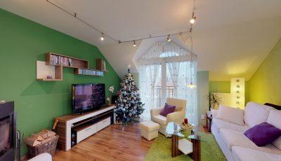 Predaj dva a pol izbového bytu v Prešove 3D Model