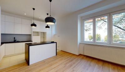 Exkluzívny veľkometrážny 3-izbový byt v Bratislavskom Starom meste 3D Model