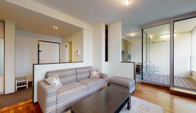 Moderný dvojizbový byt | OCTOPUS 3D Model