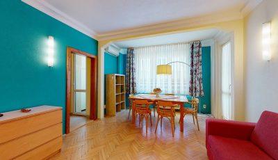 Tri a pol izbový byt po kompletnej rekonštrukcii v Ružinove 3D Model