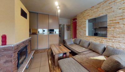 Útulný 2 izbový byt | Prešov – Sekčov 3D Model